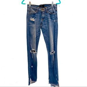 FLYING MONKEY 25 Ripped Distressed Jeans